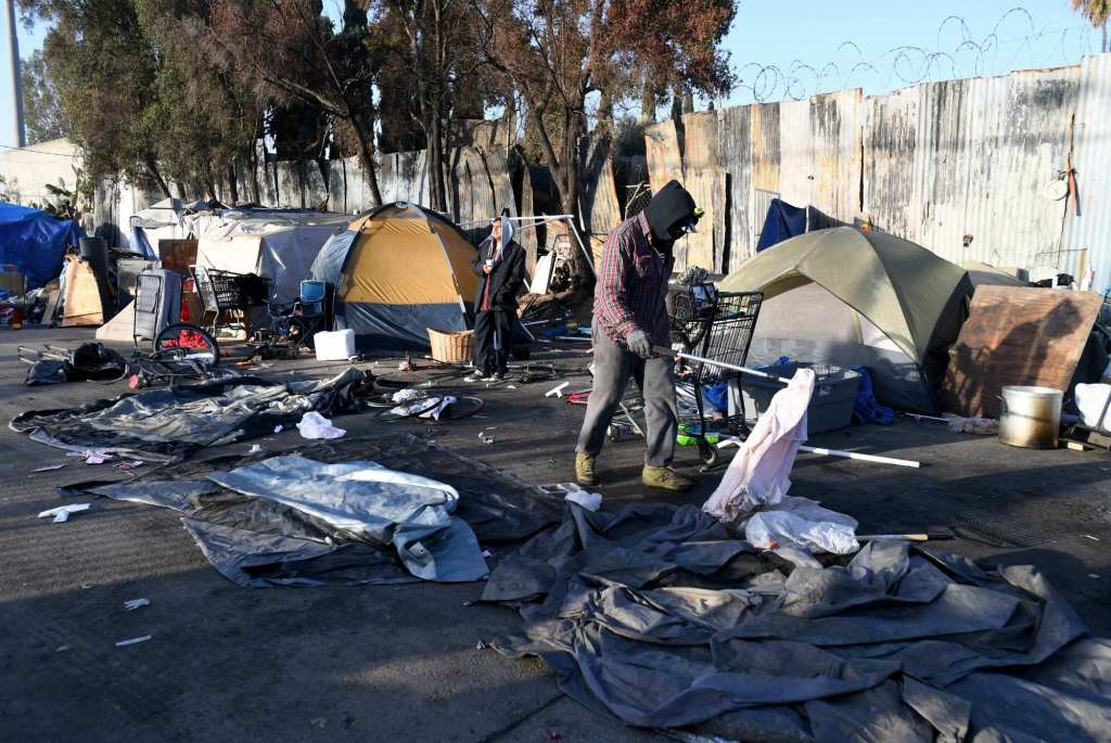 LA coalition offers up a 'neutral space' for officials to come together to address homelessness