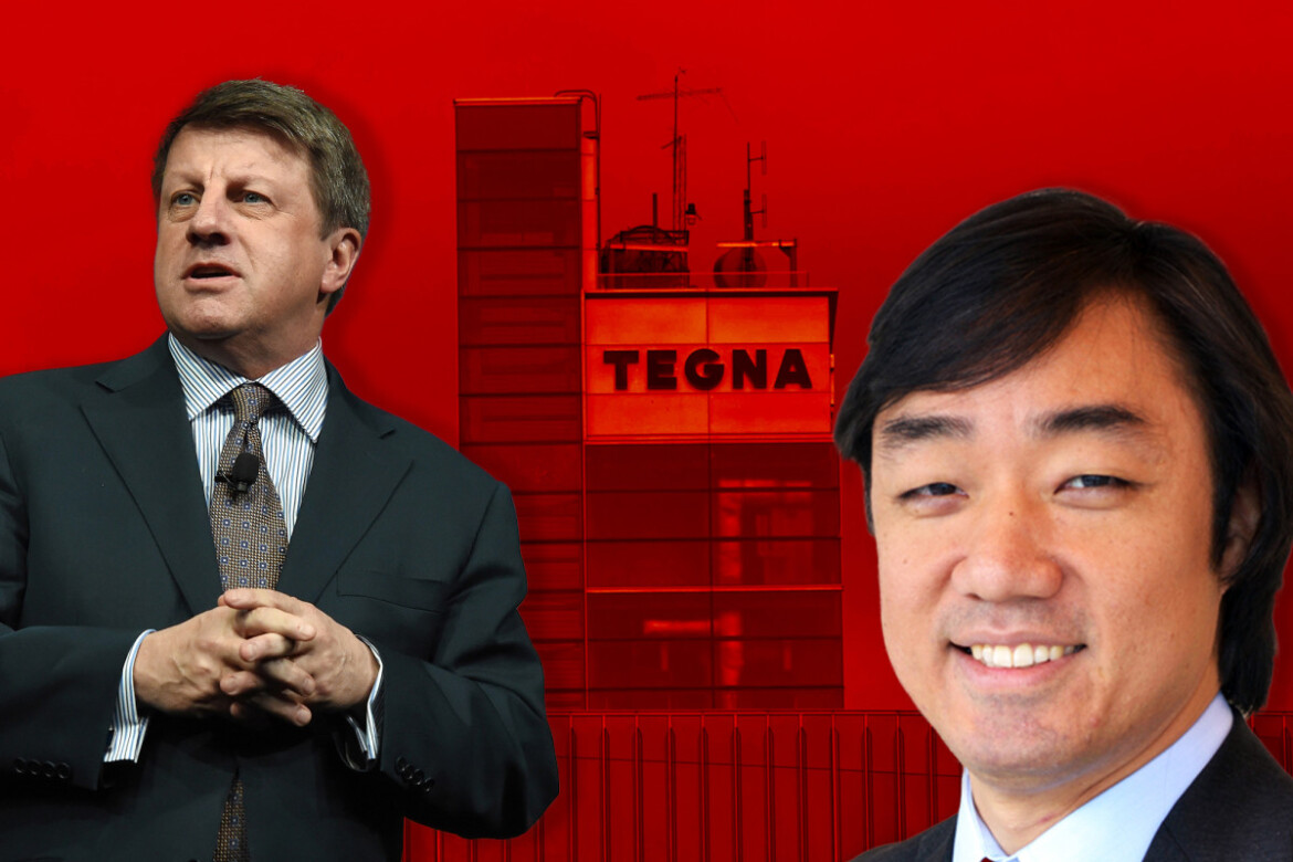 TV giant Tegna faces discrimination accusations ahead of shareholder vote