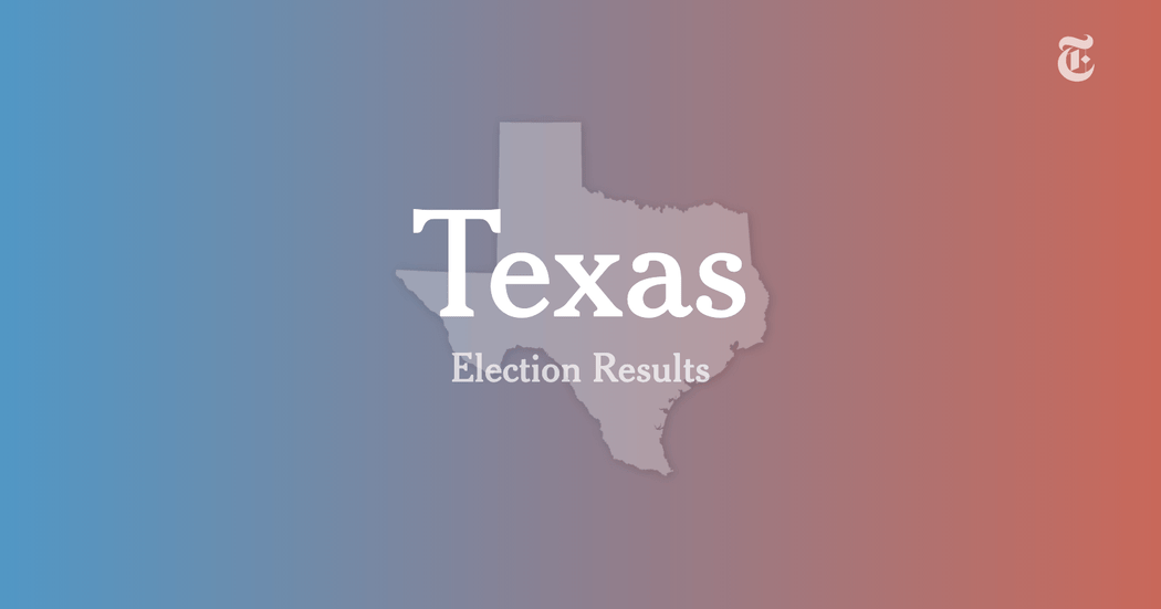 Texas Special Election Results: Sixth Congressional District