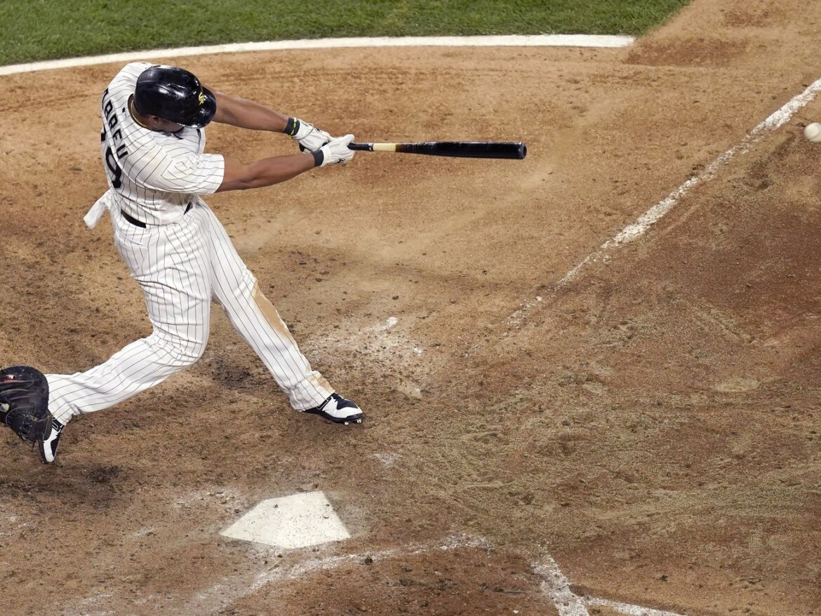 White Sox' Jose Abreu has 31 RBI, and he's just now finding his groove