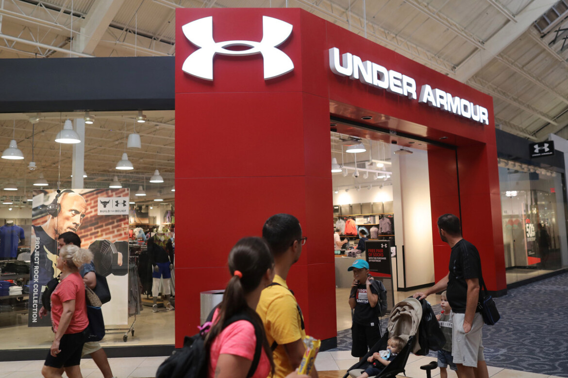 Under Armour pays SEC $9 million for allegedly misleading investors