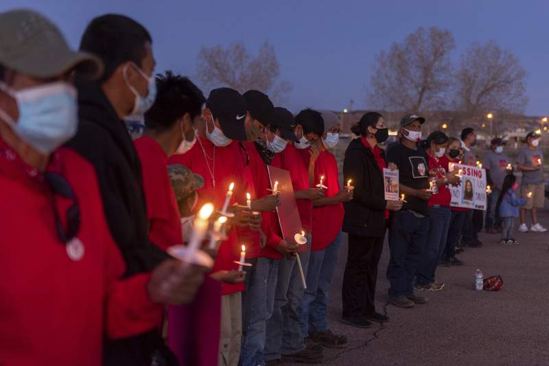 Vigils, rallies mark day of awareness for Indigenous victims