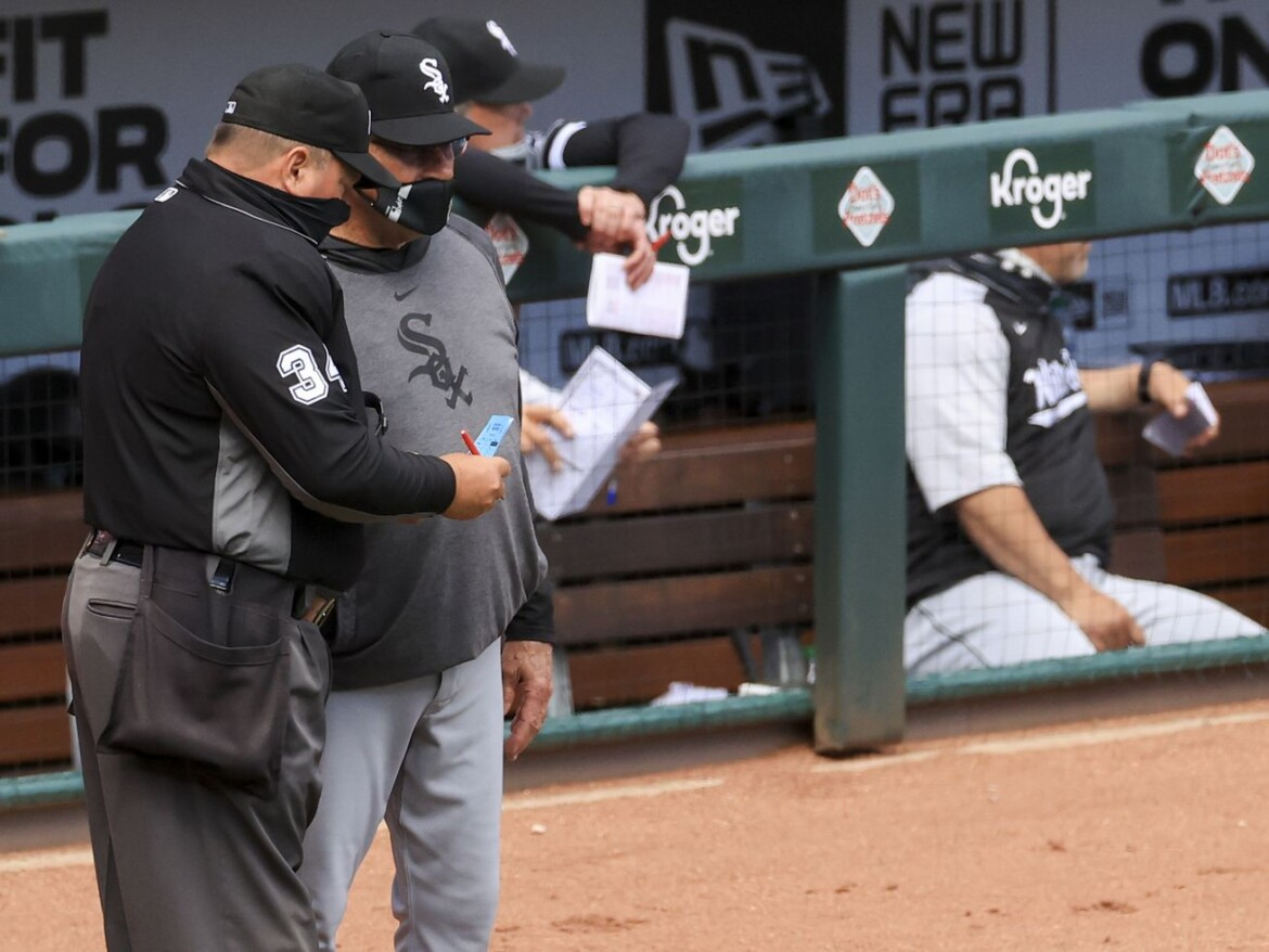 White Sox injuries, thinned out lineup leaves less margin for managerial mistakes