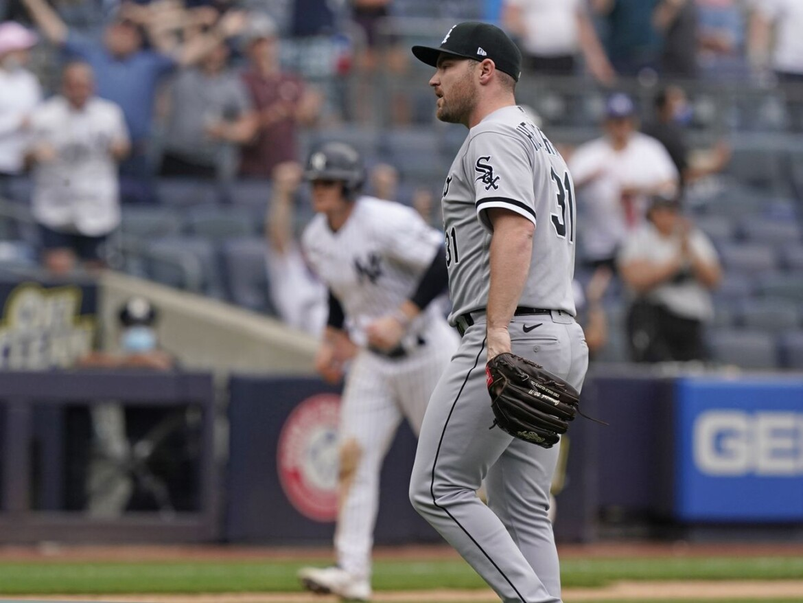 White Sox get swept in New York, fall in walk-off fashion again