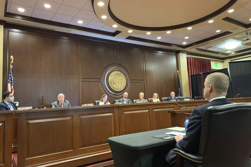 Idaho intern reports rape, says lawmakers 'destroyed me'