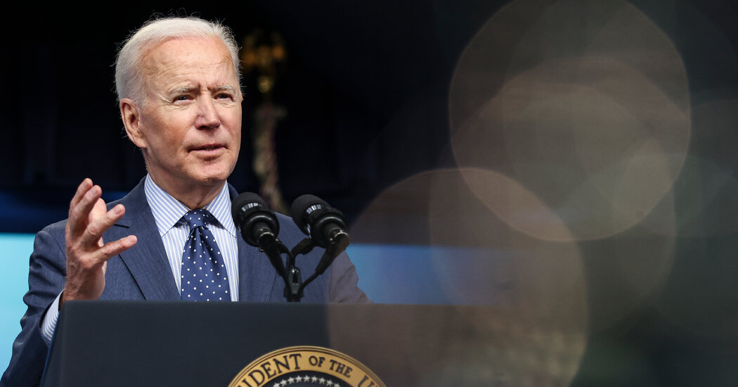 Biden, Facing July 4 Deadline, Rallies Nation With Vaccination Incentives
