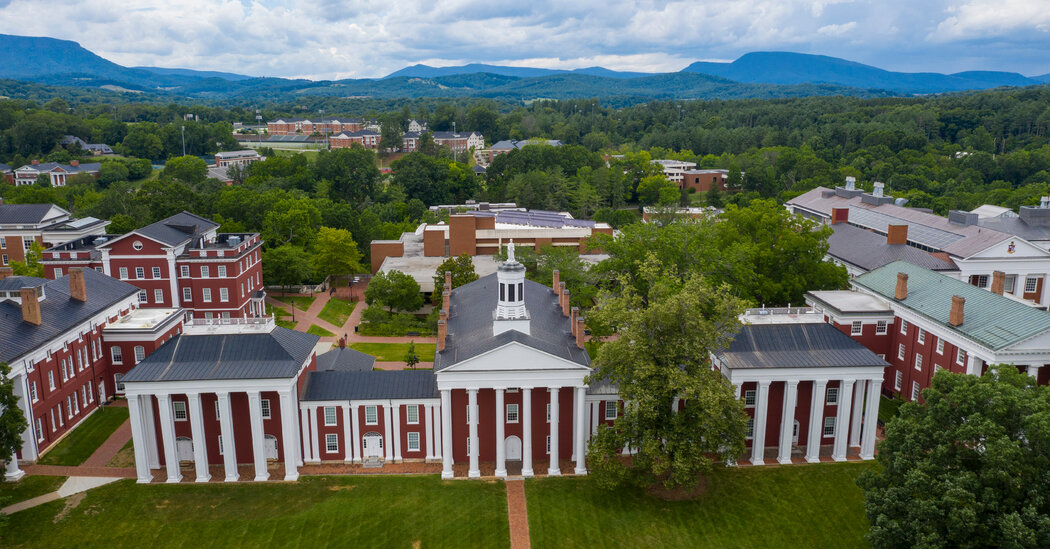 Board of Washington and Lee University Votes to Keep Lee's Name