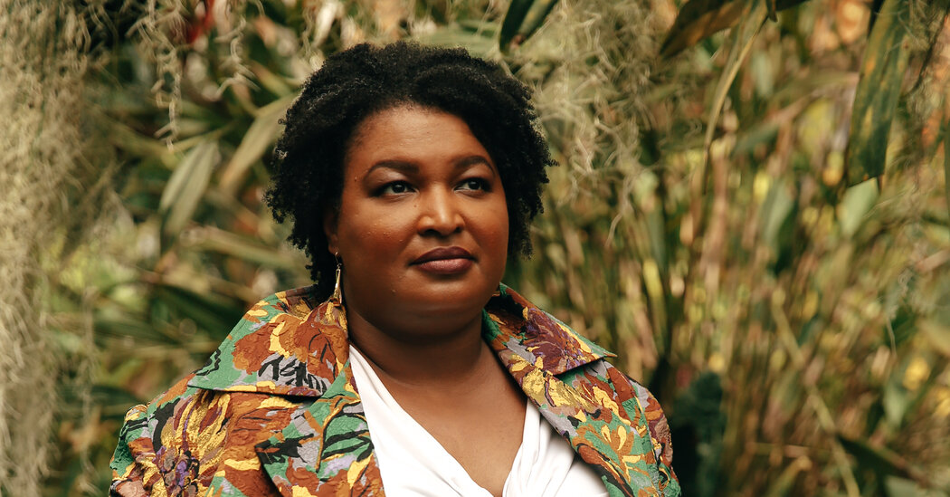 Stacey Abrams to Begin Campaign in Support of For the People Act