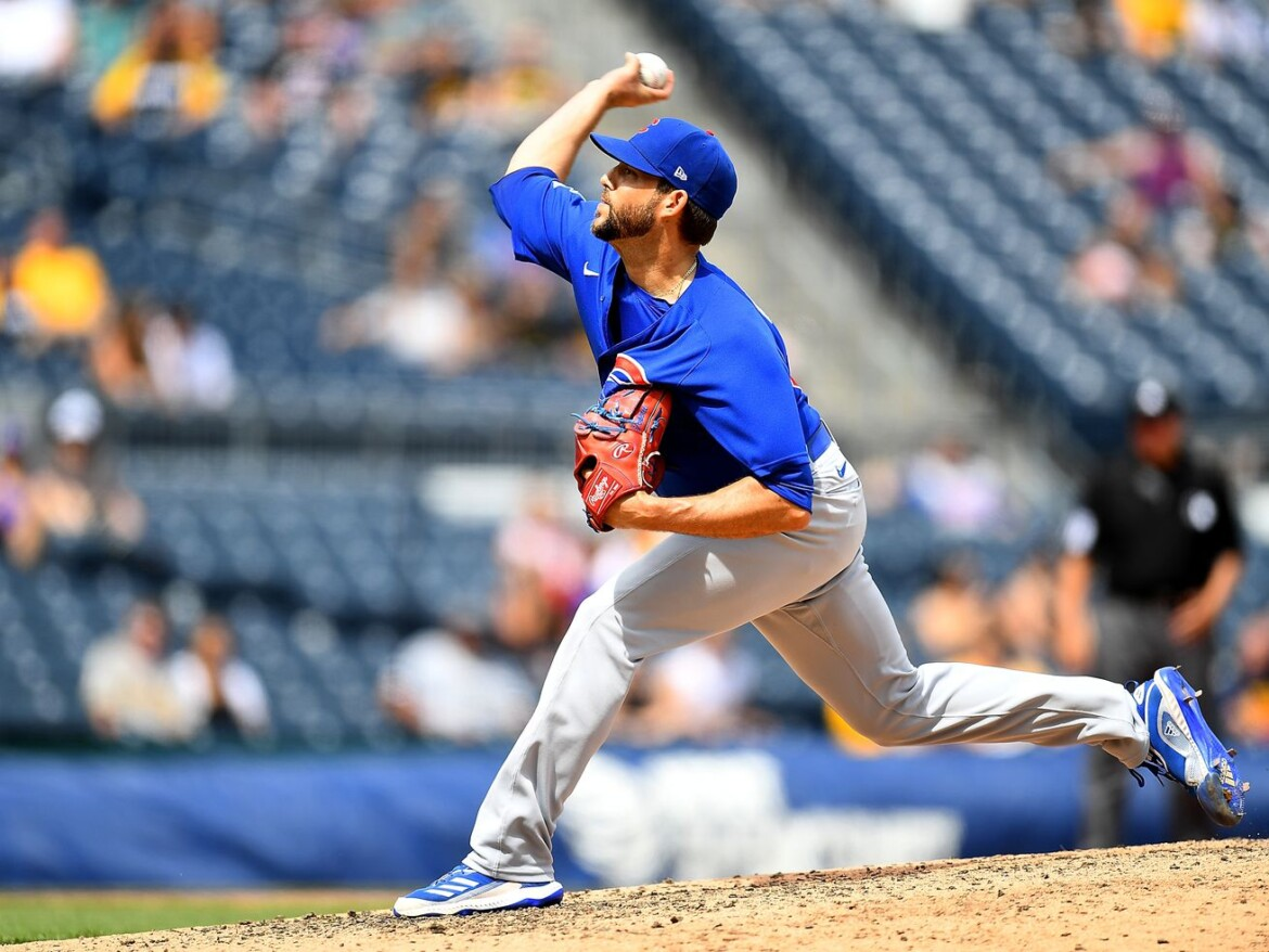 Cubs notebook: Ryan Tepera named NL Reliever of the Month