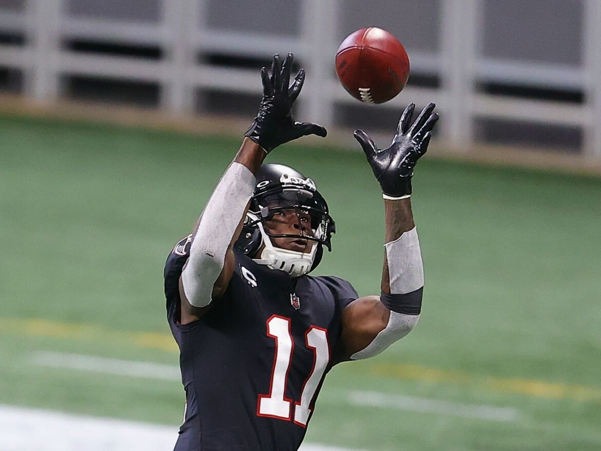 Titans agree to deal with Falcons for Julio Jones