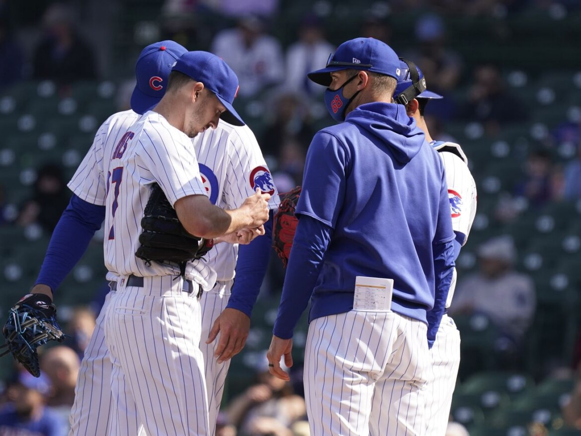 Cubs pitchers navigating new reality after MLB's foreign substance mandate