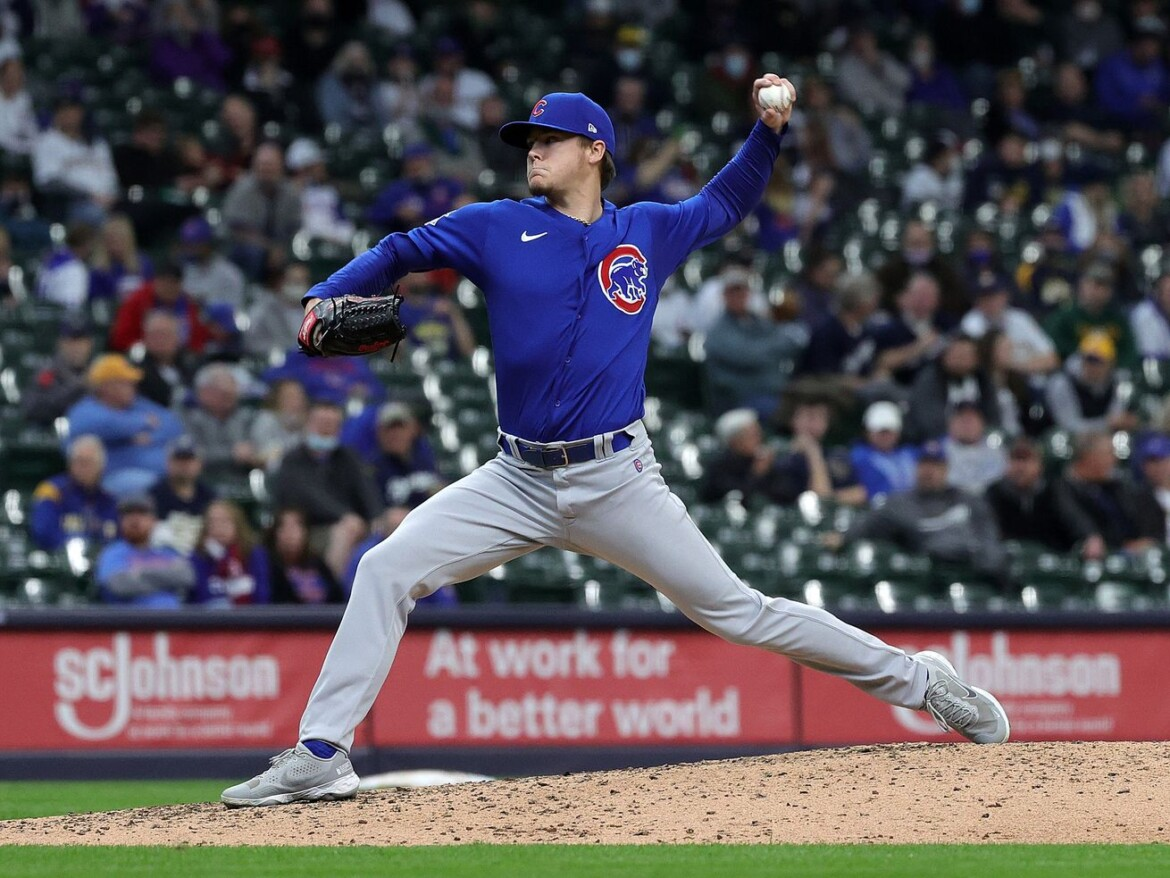 Cubs' lefty Justin Steele close to returning
