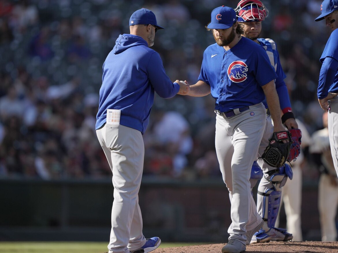 Ross, Cubs prepared for enhanced inspections of pitchers