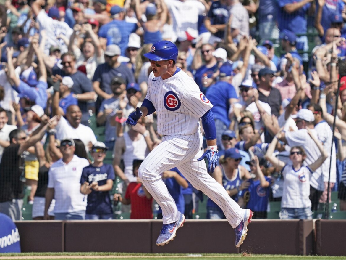 Anthony Rizzo's homer in 14-pitch at-bat highlights Cubs' comeback win vs. Cards