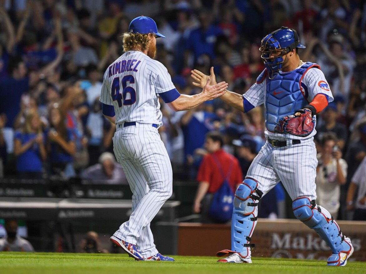 Cubs rollicking at Wrigley with another sweep, this time vs. rival Cardinals