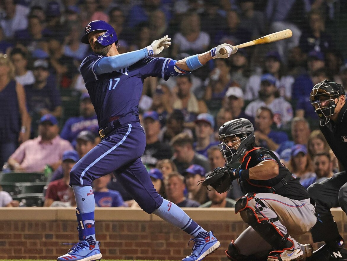 Kris Bryant leads National League third baseman in ASG votes, named finalist for starter
