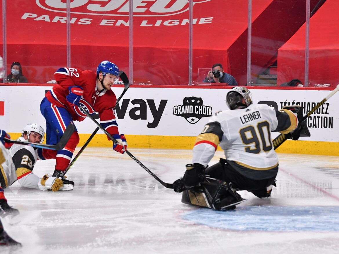 Canadiens advance to Stanley Cup Final with OT win in Game 6