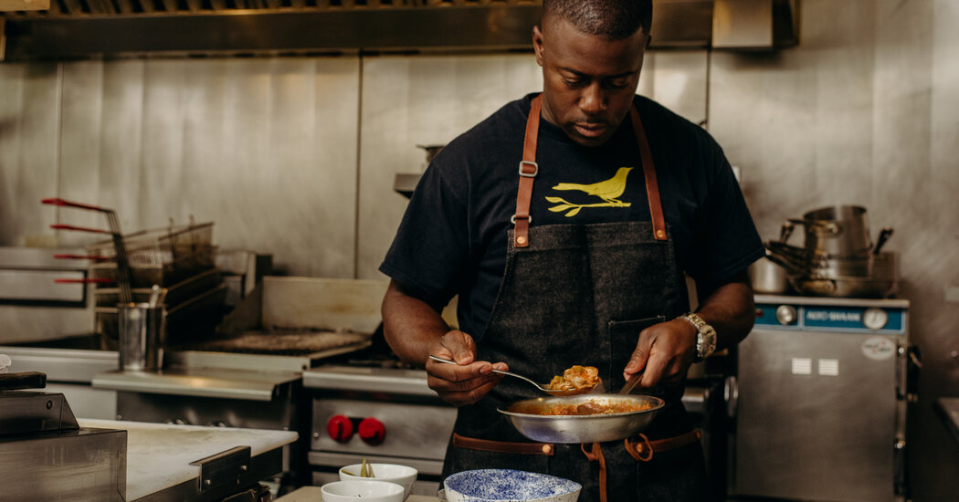 Edouardo Jordan's Restaurant Staff Quits After Sexual Misconduct Allegations