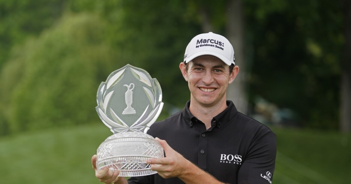 Patrick Cantlay wins Memorial for second time in three years