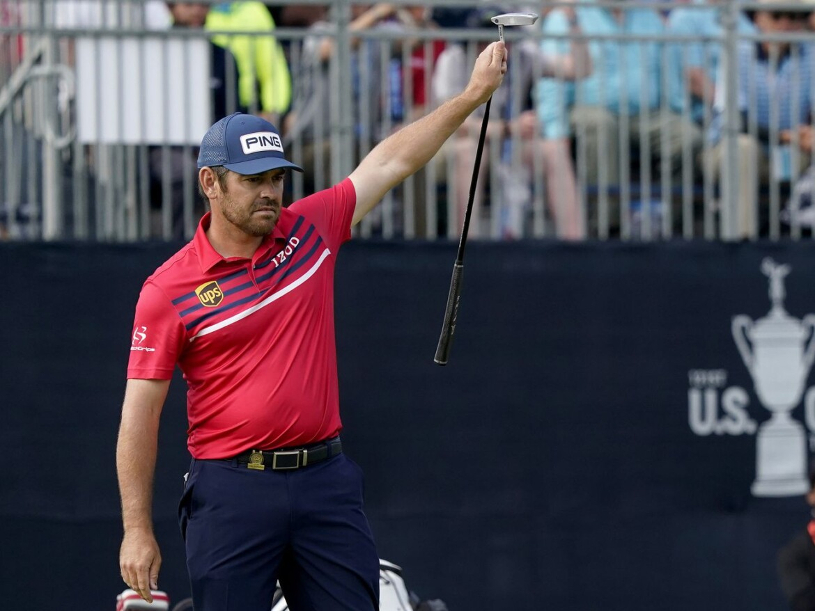 The eagle lands at U.S. Open for Mackenzie Hughes, Louis Oosthuizen