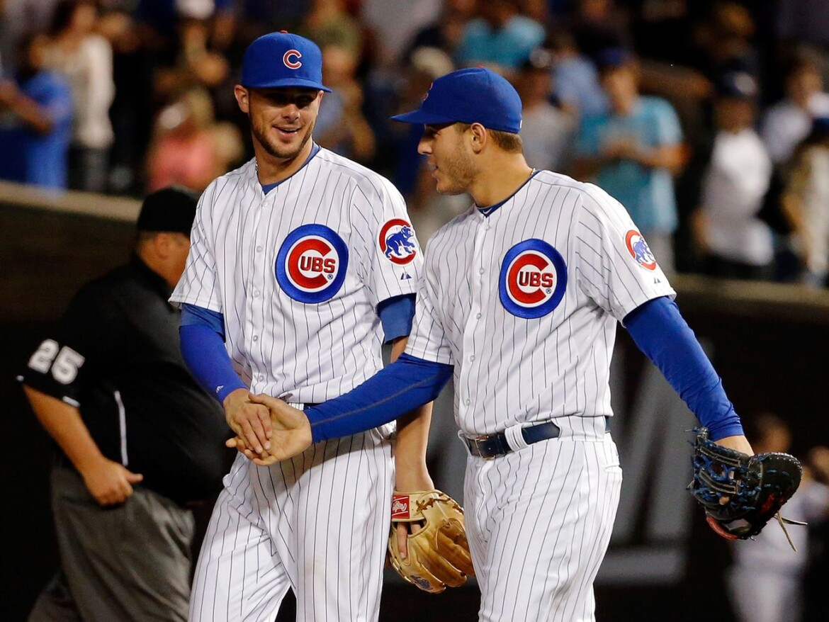 Bryzzo for life: How Kris Bryant and Anthony Rizzo became Cubs' dynamic duo