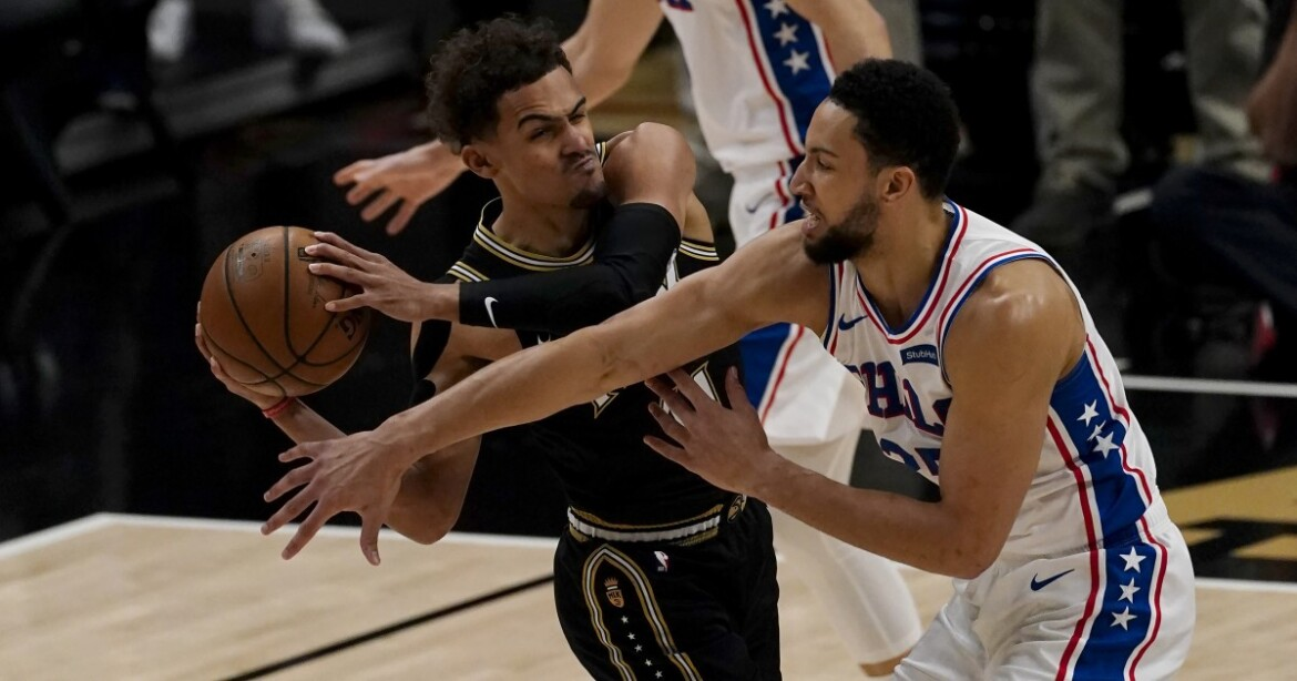NBA playoffs: 76ers defeat Hawks to force Game 7 in Eastern Conference semifinals