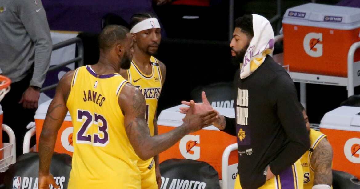 What's next for the Lakers? Some rest, for sure
