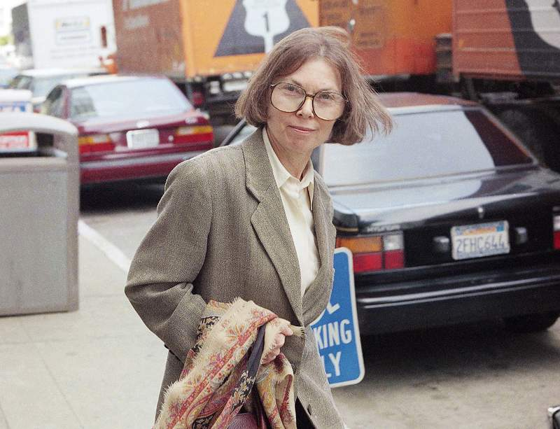 Janet Malcolm, provocative author-journalist, dies at 86