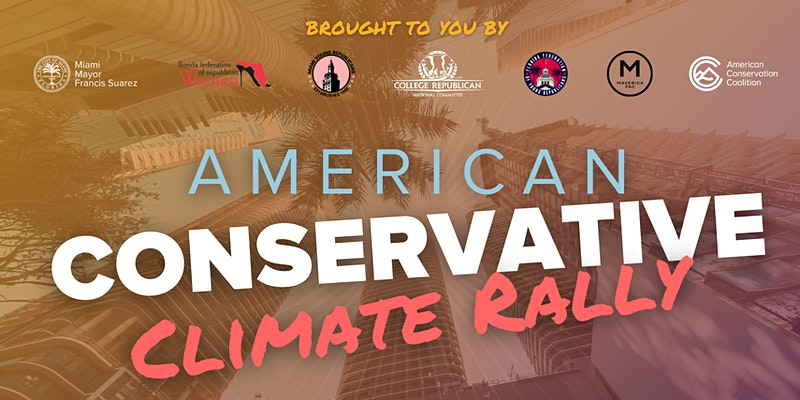 Miami mayor, Florida Congress members to attend first-of-its-kind conservative climate rally