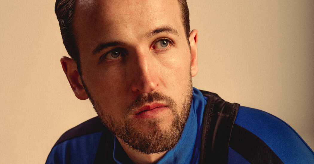 Harry Kane on England, Goals and His Future at Spurs