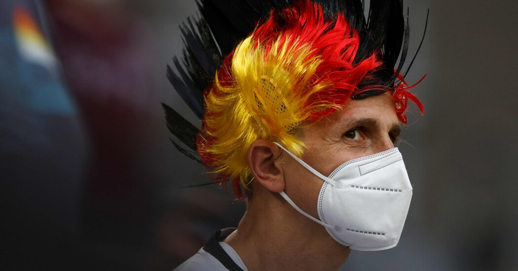 Euro 2020: Ravaged and Resilient, the Show Goes On