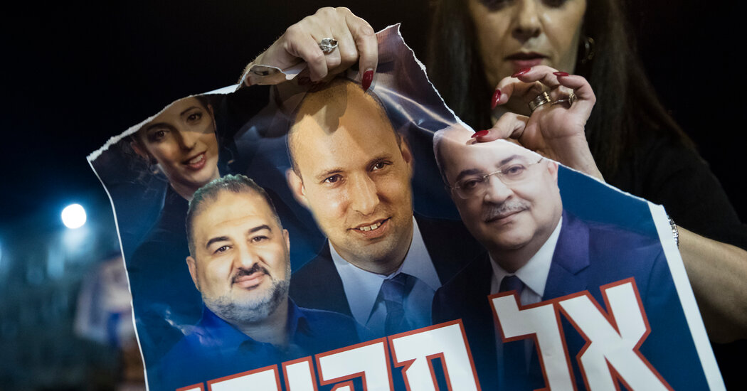 A Fragile Israeli Coalition, With Some Underlying Glue