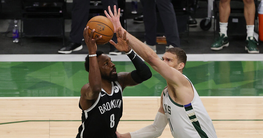 The N.B.A.'s Roving Role Player Hopes to Settle Down in Brooklyn