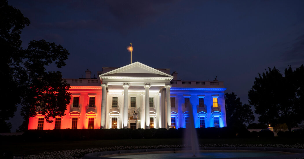 White House Plans July 4 Celebration of 'Independence' From Covid