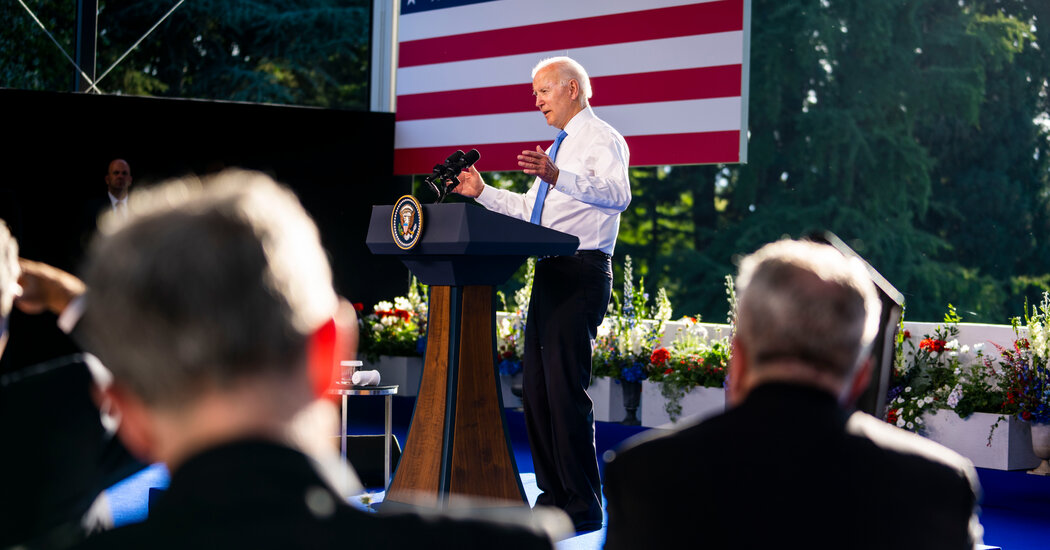 For Biden, Europe Trip Achieved 2 Major Goals. And Then There Is Russia.