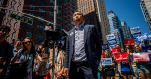 Andrew Yang Comments on Mental Illness During Debate