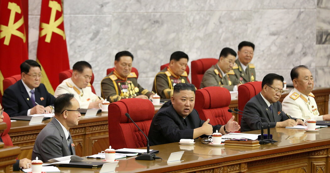 Kim Jong-un Says He's Ready for 'Dialogue and Confrontation' With Biden