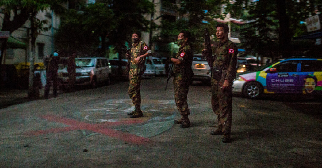 U.N. Condemns Myanmar Military Over Coup