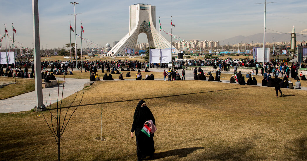Iran's System Keeps Its Grip, Despite the Chaos (or Because of It)