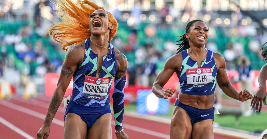 The Making of Team U.S.A. Track and Field: Sha'Carri Richardson and More