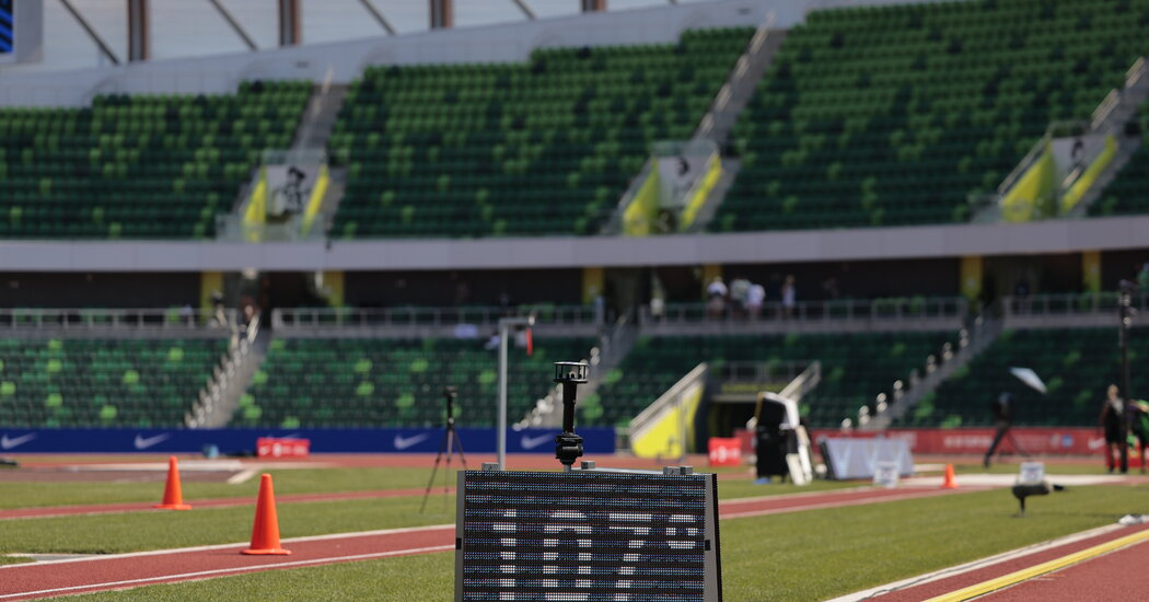Postponed Due to Heat: What's Next for U.S. Track Trials