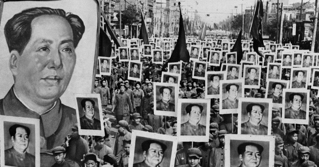Pictures From a Revolution: China's Communists Mark a Centennial