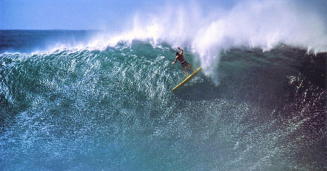 Greg Noll, Surfing Superstar Who Tackled the Big Waves, Dies at 84