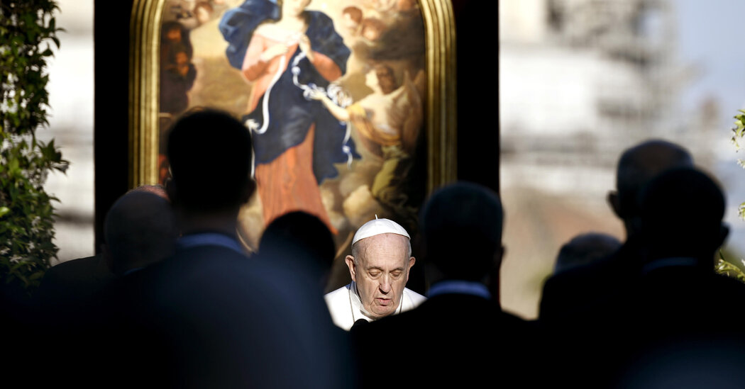 Pope Extends Church Law to Target Sexual Abuse of Adults by Priests
