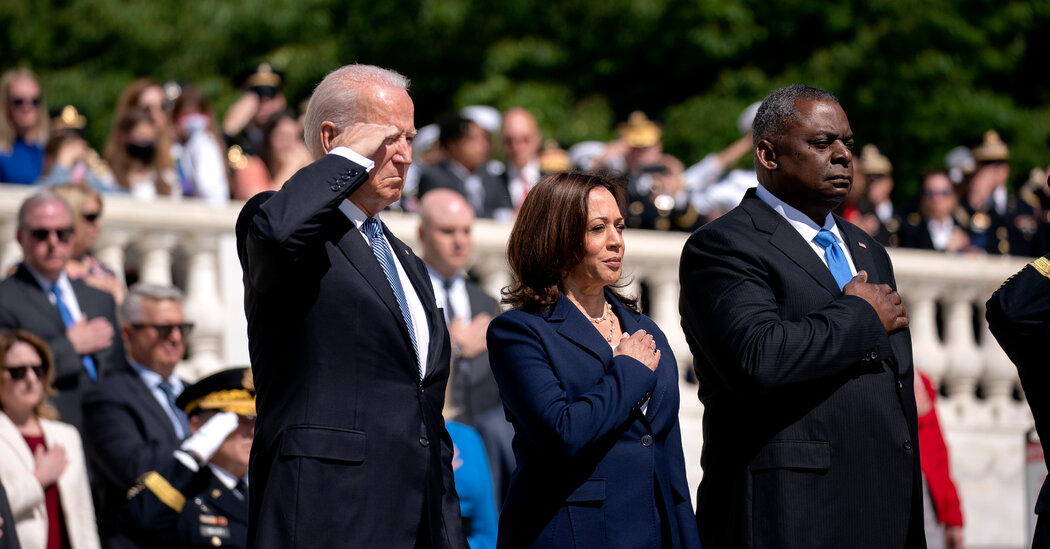 Biden Assigns Kamala Harris Another Difficult Role: Protecting Voting Rights