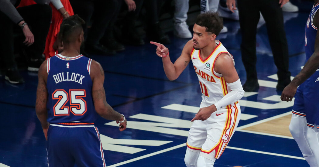 Knicks' Resurgent Season Ends With Game 5 Loss to the Hawks