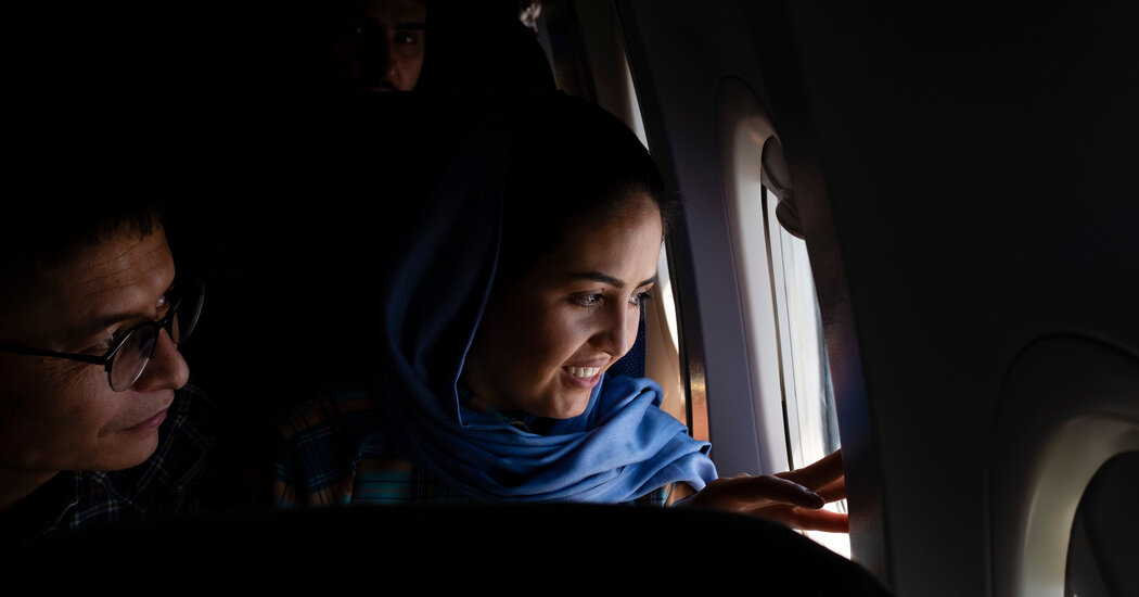 'Find Him and Kill Him': An Afghan Pilot's Desperate Escape