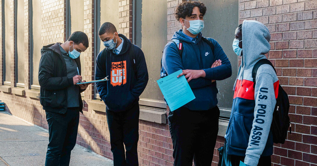 New York City Schools Will Offer Covid Vaccines