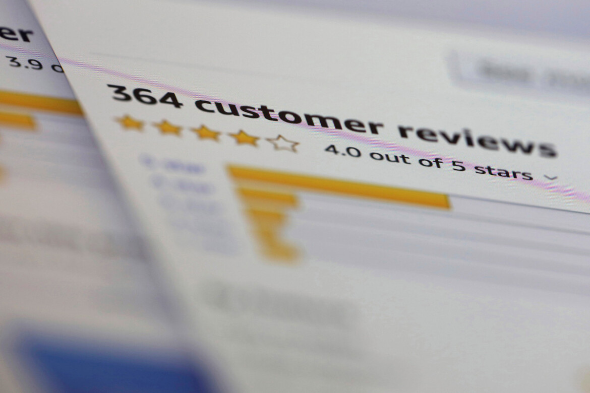 Amazon and Google face UK investigation over fake reviews
