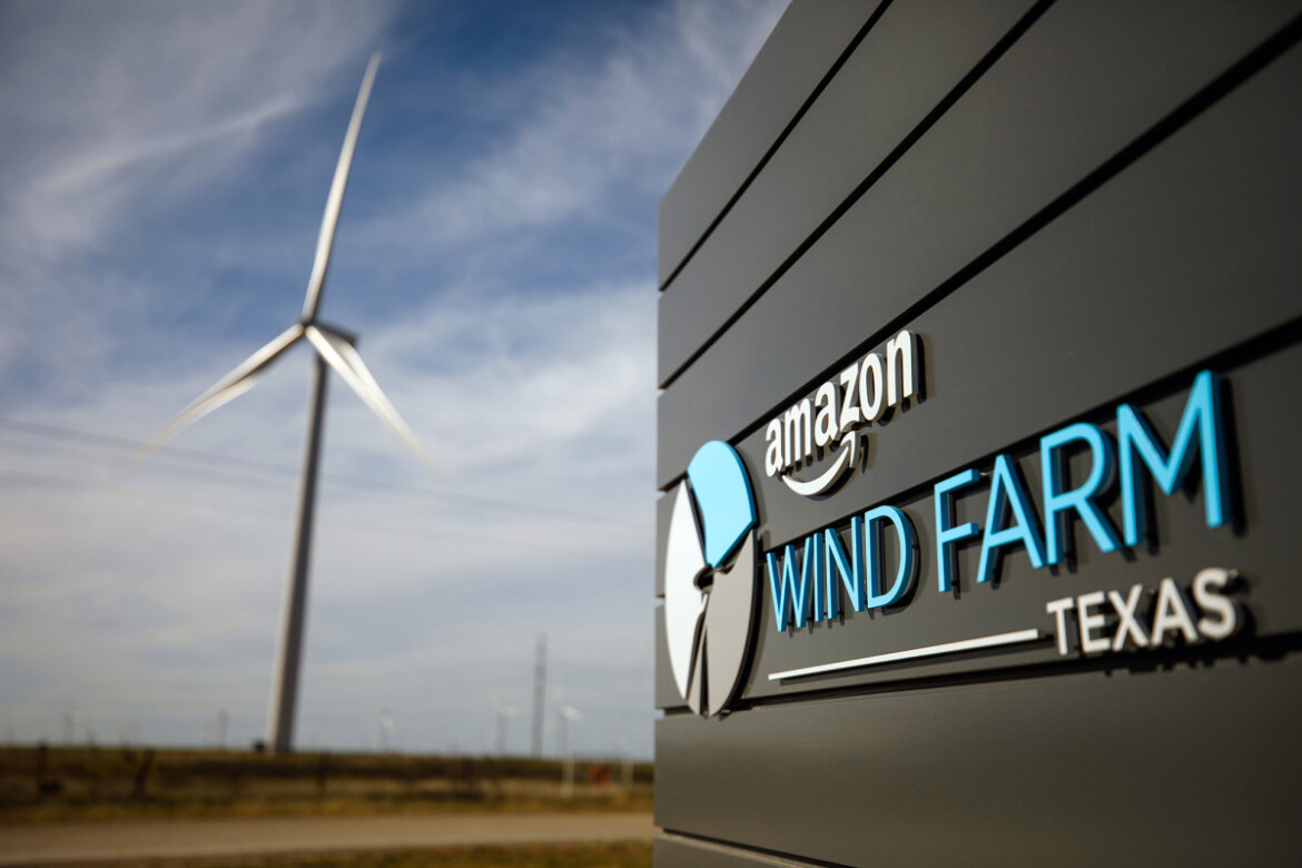 Amazon scooping up solar and wind energy projects around the world